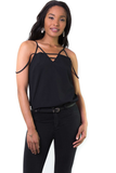 Caught Up In You Cami Top, Tops - Armed & Mirrored