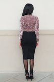 Modern Twist Midi Skirt, Skirts - Armed & Mirrored