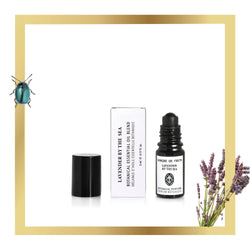 Sangre de Fruta Roll-On Essential Oil Perfume  Lavender by the Sea
