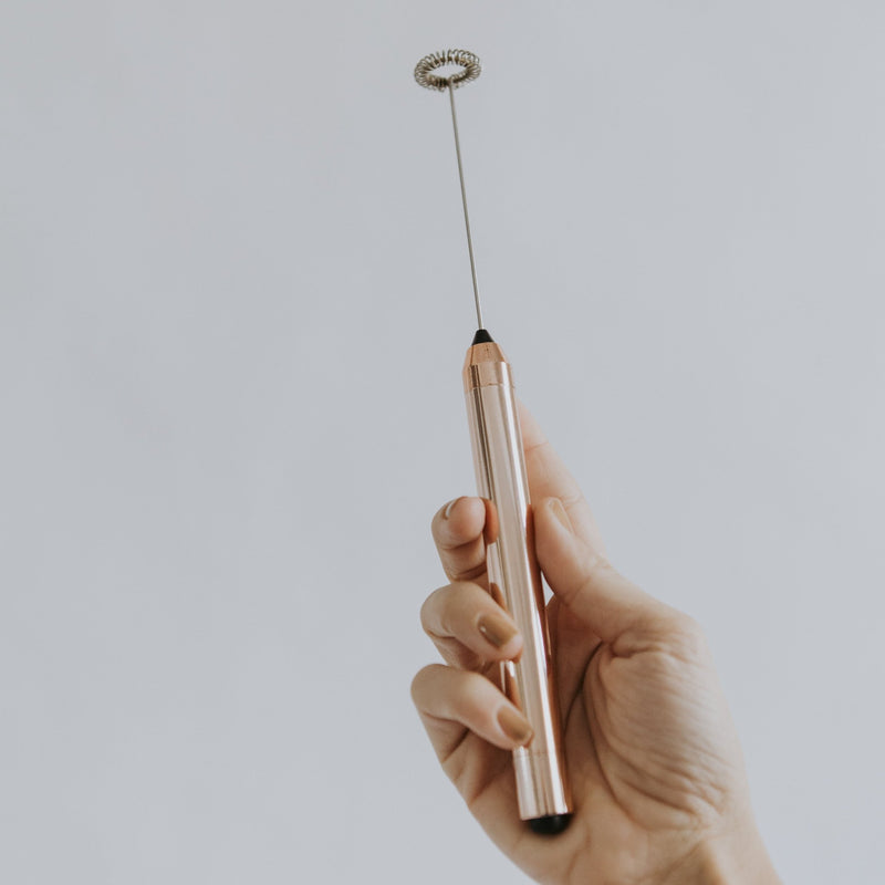 Aura Inner Beauty Rose Gold Frother