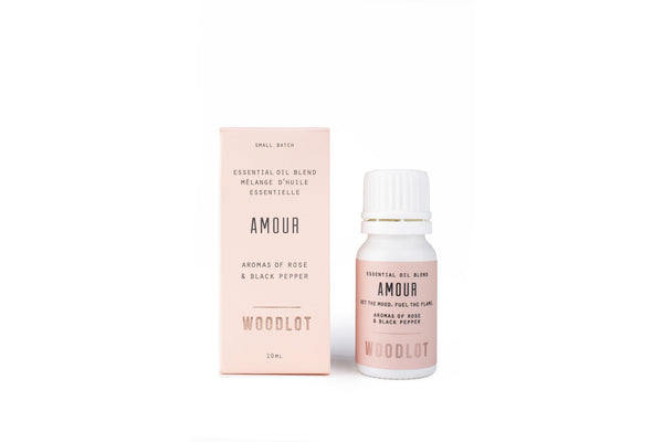 Woodlot Essential Oil ~ Amour