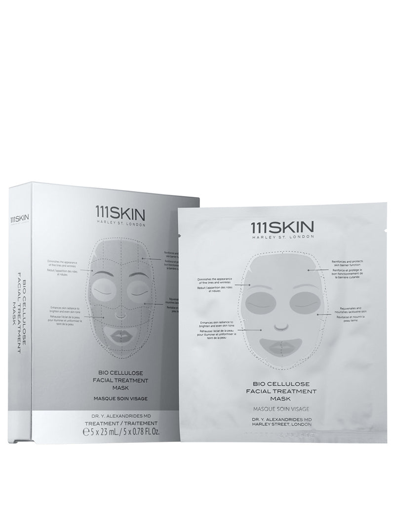 111SKIN Bio Cellulose Treatment Mask