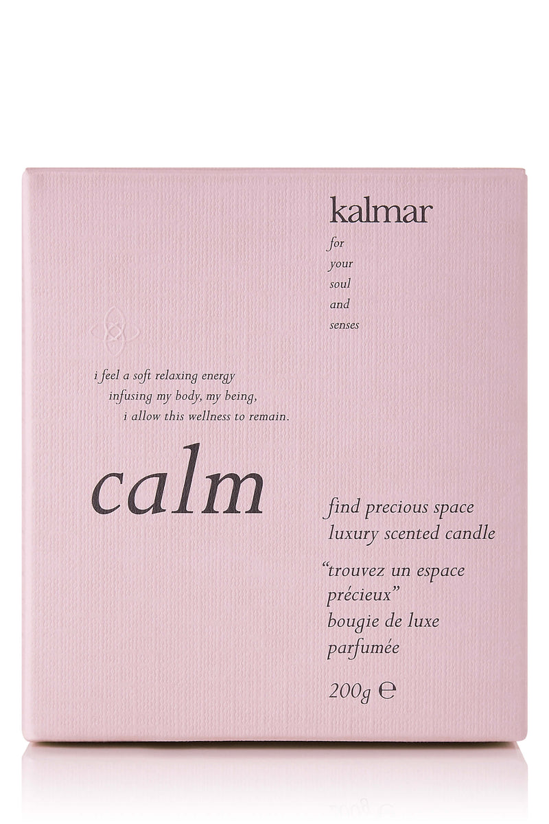 Kalmar Calm Scented Candle