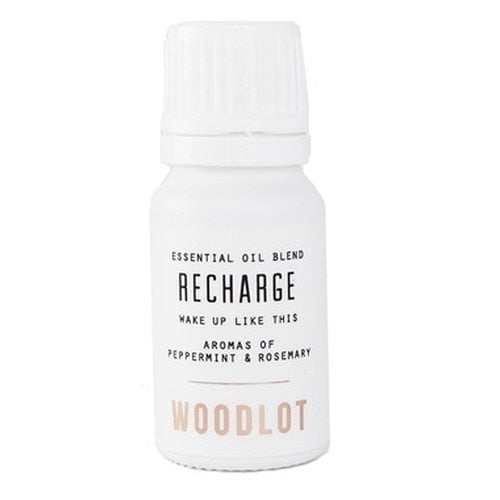 Woodlot Essential Oil ~ Recharge