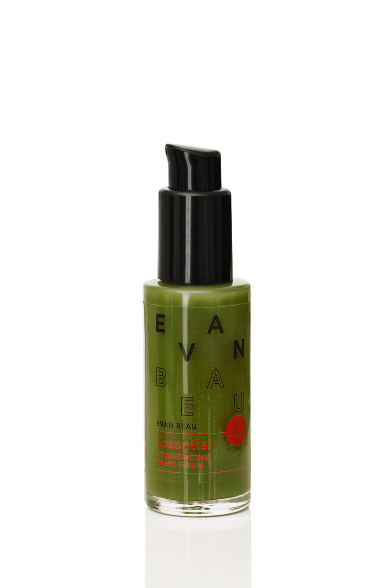 EVAN BEAU ESSENTIAL REGENERATING NIGHT SERUM
