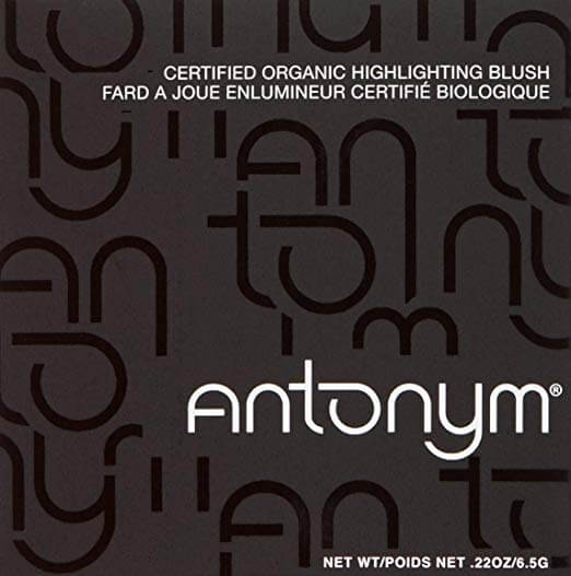 Antonym Cosmetics Organic Baked Highlighting Blush Lily
