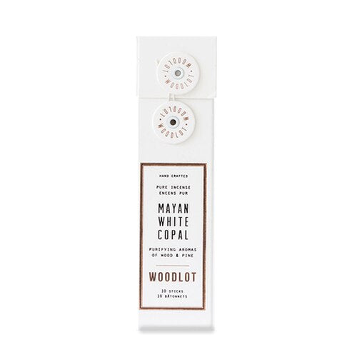 Woodlot Mayan Copal Incense