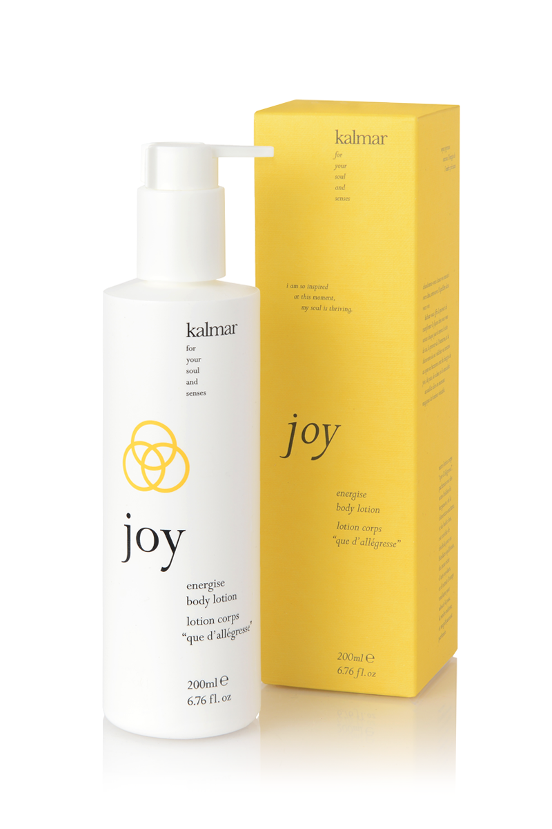 Kalmar Joy Energise Body Lotion