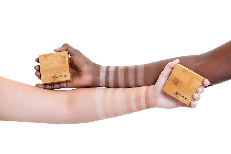 Antonym Cosmetics Organic Baked Foundation Fair