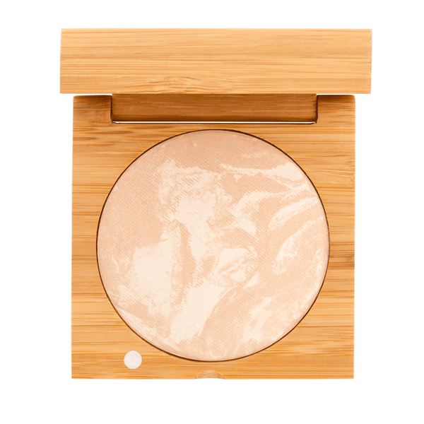 Antonym Cosmetics Organic Baked Foundation Light