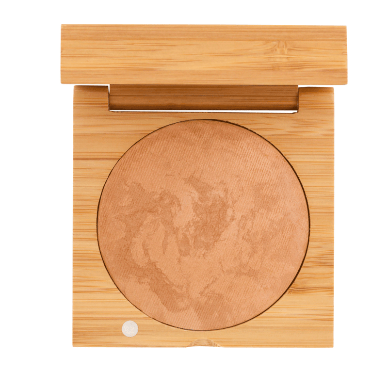 Antonym Cosmetics Organic Baked Foundation Dark