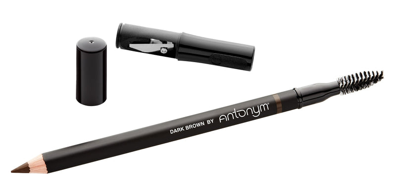 Antonym Cosmetics Natural Eyebrow Pencil Dark Brown