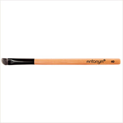 Antonym Cosmetics Vegan Medium Angled Shader Brush #8