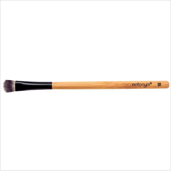 Antonym Cosmetics Vegan Medium Long Eye Shader Brush #18