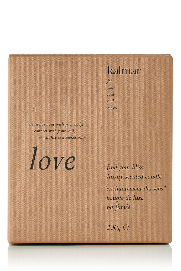 Kalmar Love Scented Candle