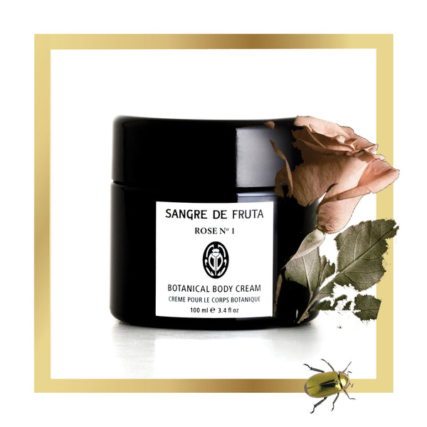 Sangre de Fruta Botanical Body Cream Rose No. 1