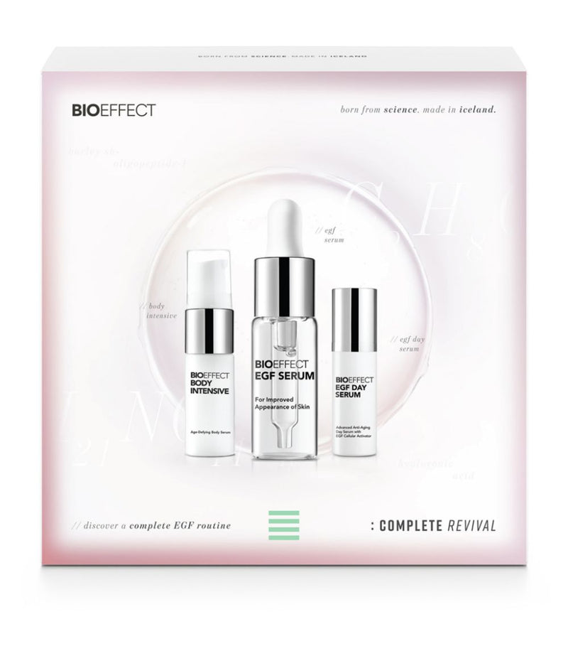 BIOEFFECT COMPLETE REVIVAL GIFT SET