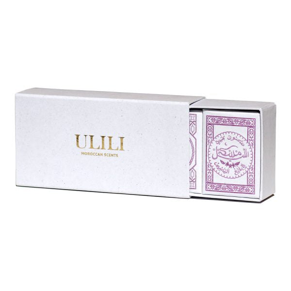 Ulili Scented Soap Trio Box Set: M'goun, Louisa,  Musk Elil
