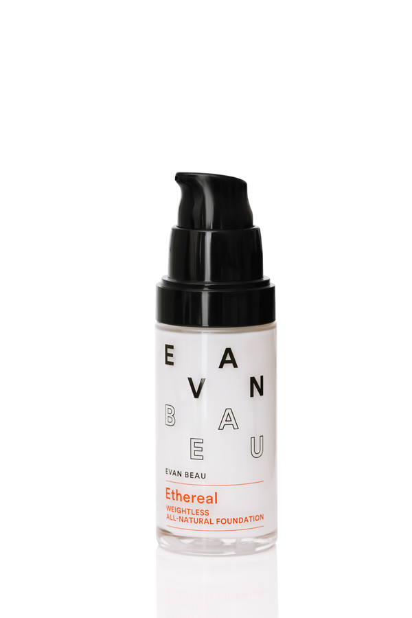 EVAN BEAU ETHEREAL ALL NATURAL FOUNDATION ~ 4.0