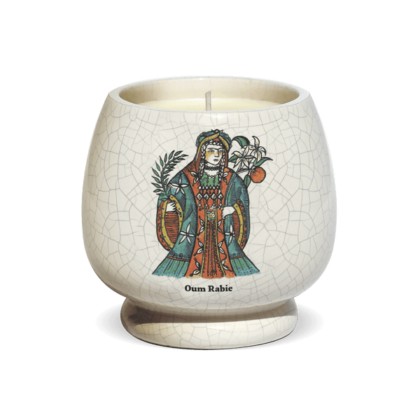 Ulili Moroccan Scents Candle Oum Rabie { أم الربيع }