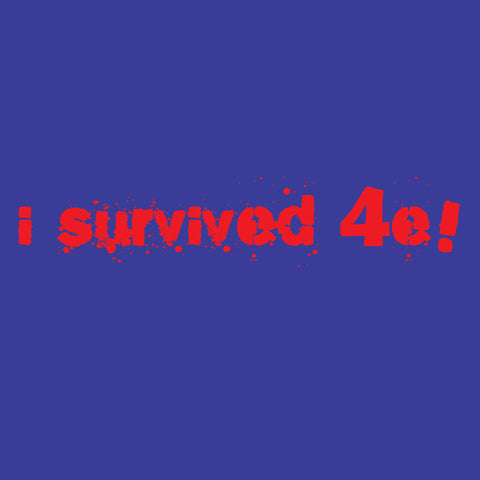 I Survived 4e