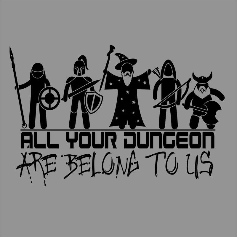 All Your Dungeon