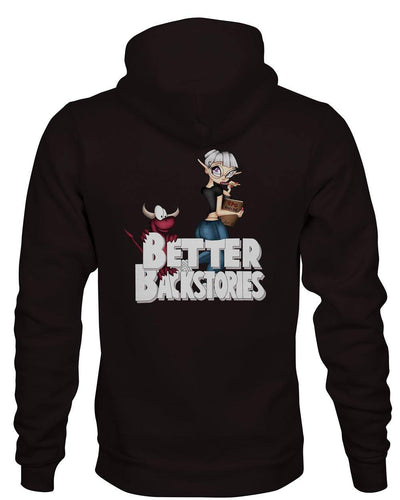 Better Backstories Stef Wilson (Color) - Hoodie