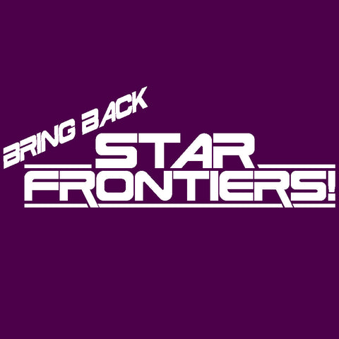 Star Frontiers, Bring Back Star Frontiers