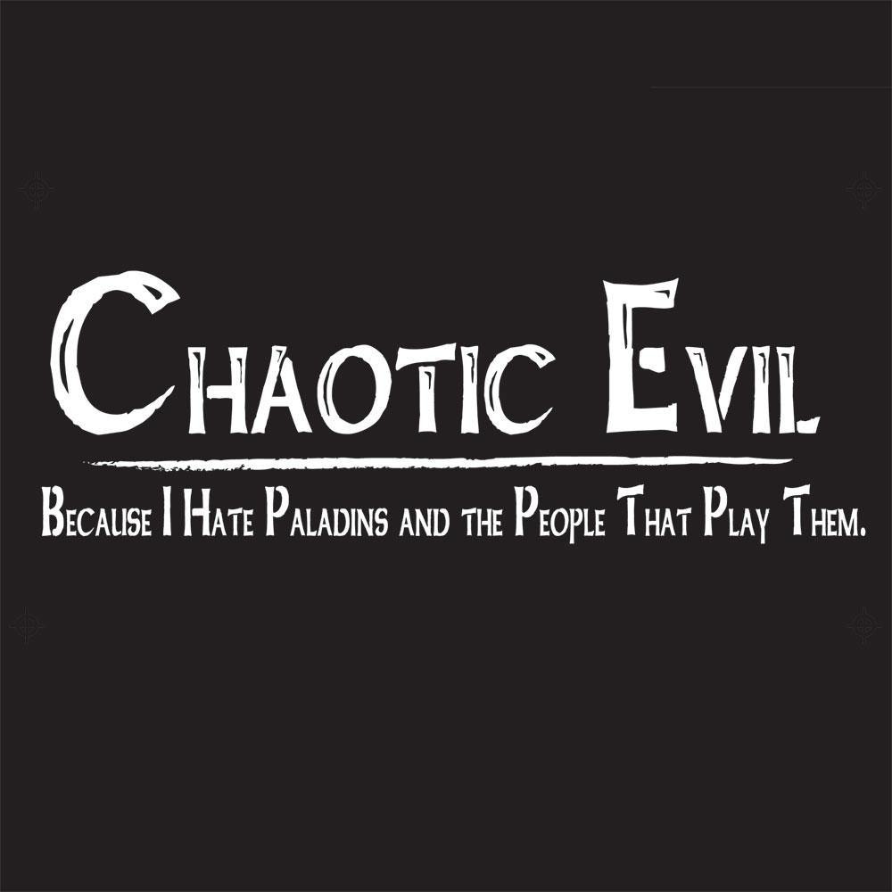 Chaotic Evil