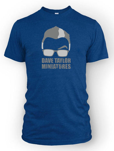 Dave Taylor Miniatures -Men's Tee