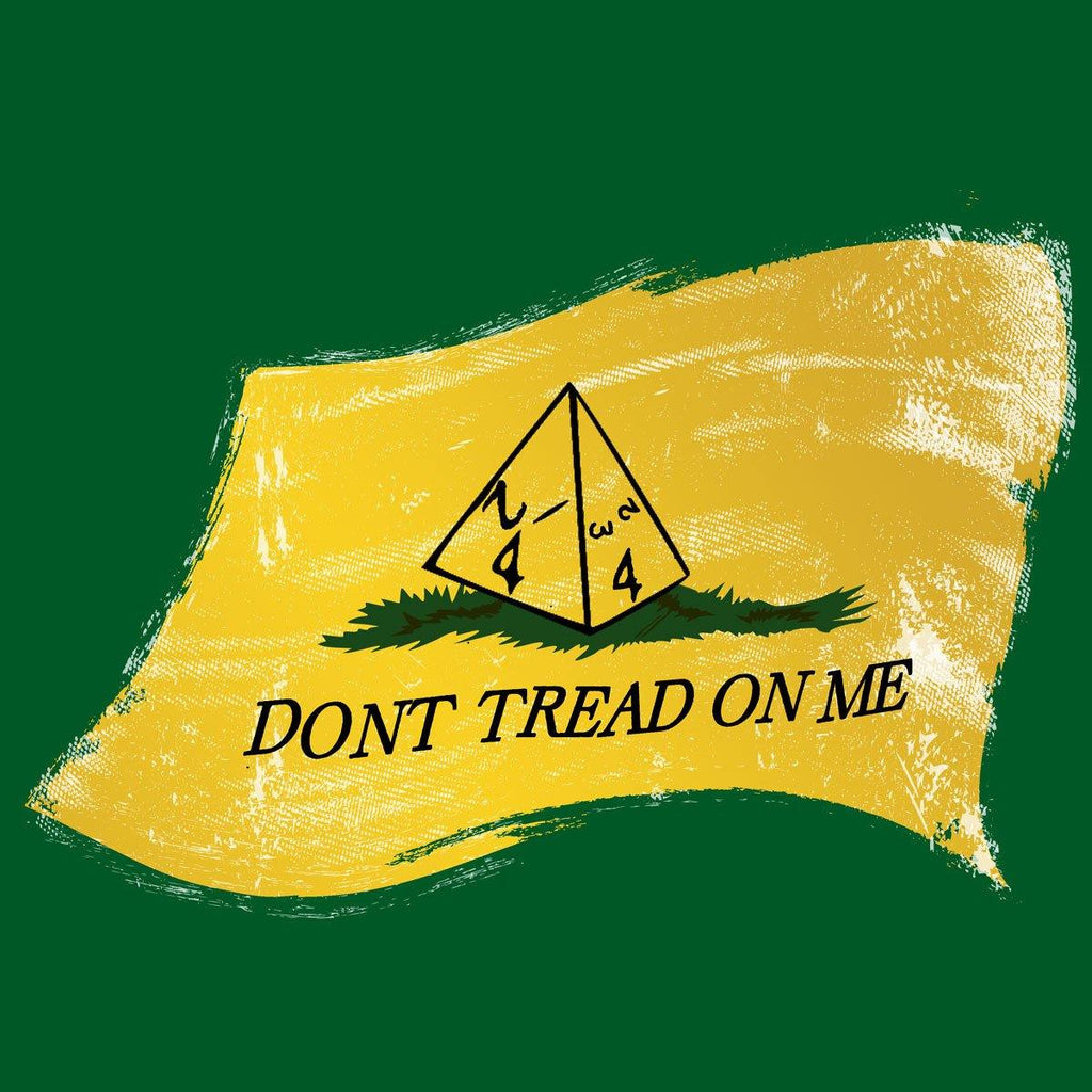 Don't Tread on Me -d4