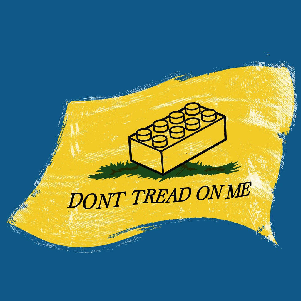 Don't Tread on Me -Lego