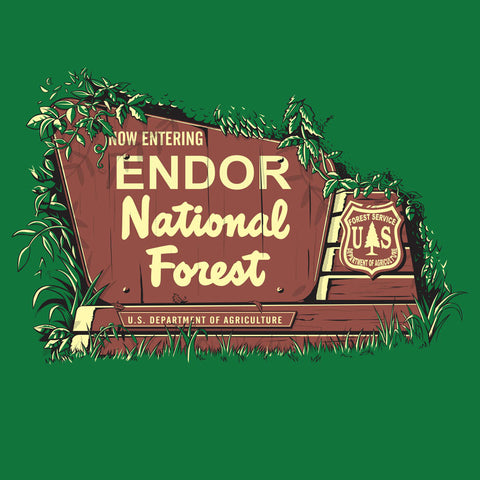 National Forest, Endor