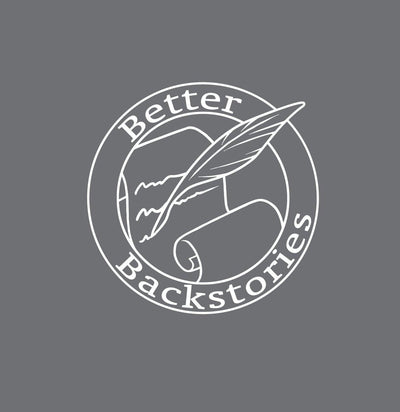 Better Backstories Stef Wilson (color) -Men's Tee