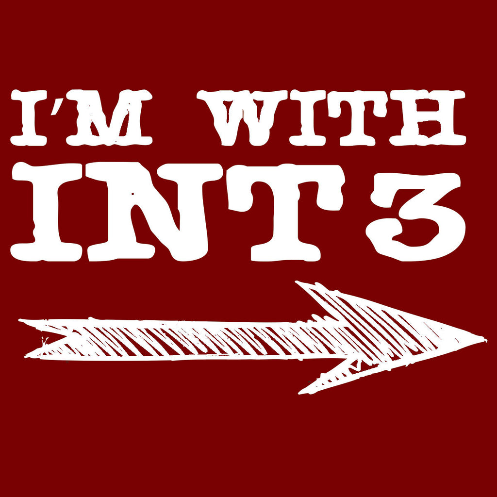 I'm with INT 3