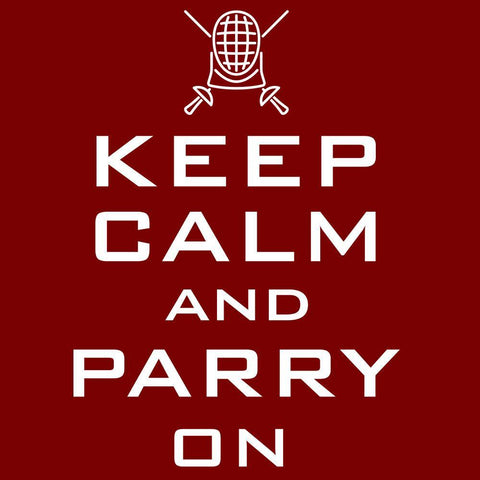 Keep Calm and Parry On