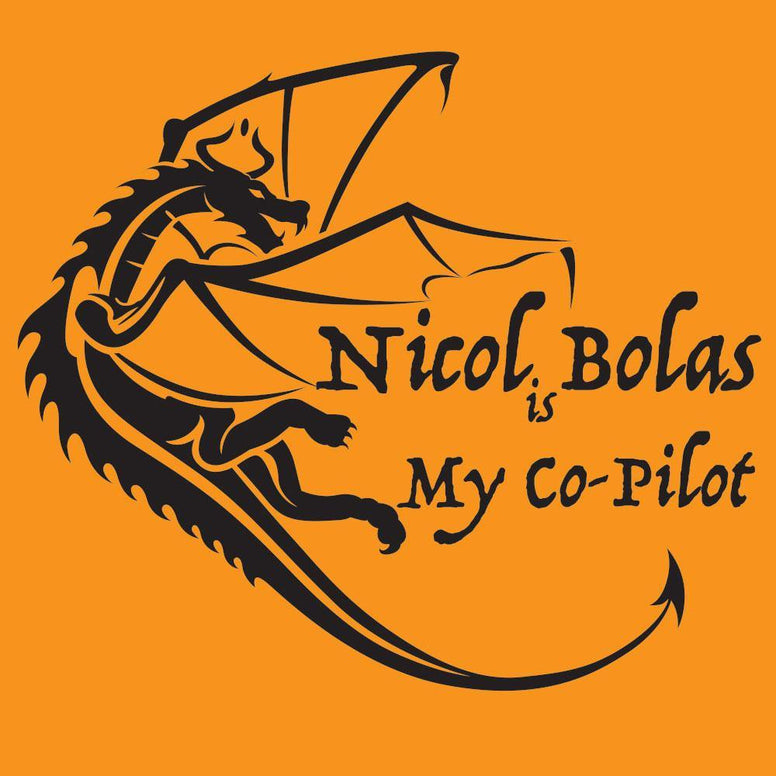 MTG, Nicol Bolas is my Co-Pilot