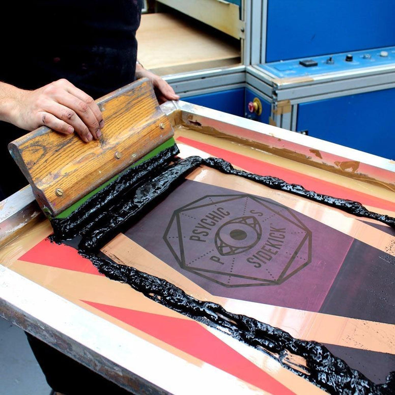 Intro to Screen Printing Class