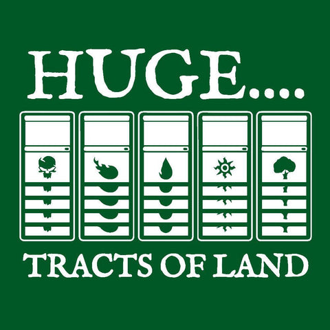 MTG, Huge Tracts of Land