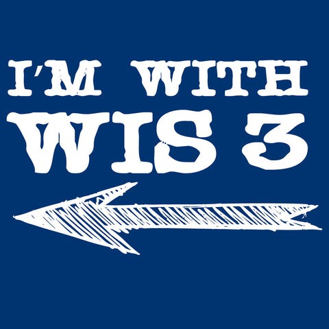 I'm with WIS 3