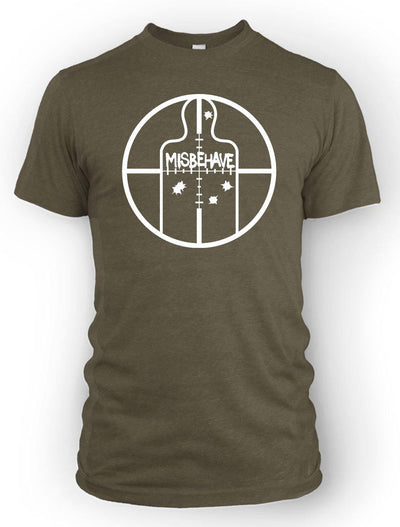 Aim to Misbehave -Men's Tee