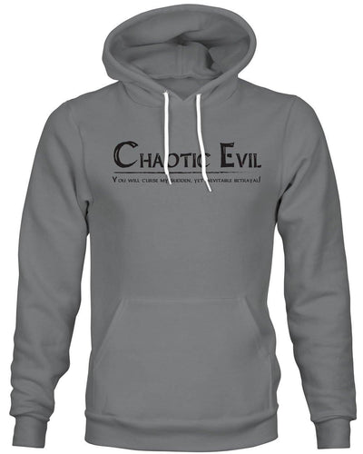 Chaotic Evil: Sudden Betrayal -Hoodie
