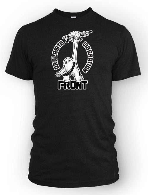 Dralasite Liberation Front  -Men's Tee