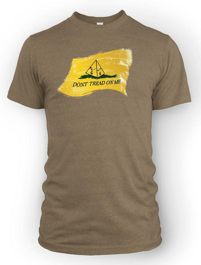 Don't Tread on Me (d4)  -Men's Tee