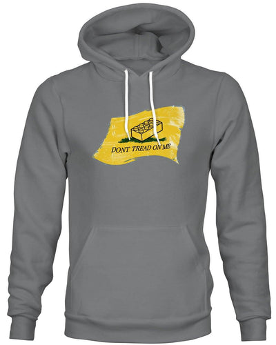 Don't Tread on Me (Lego)  -Hoodie