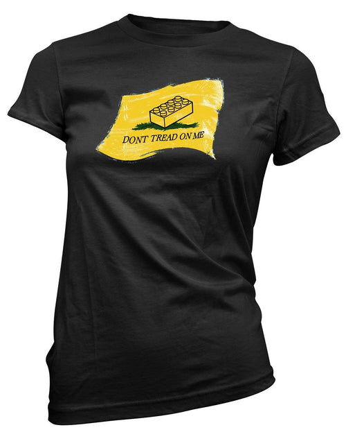 Don't Tread on Me (Lego)  -Women's Tee