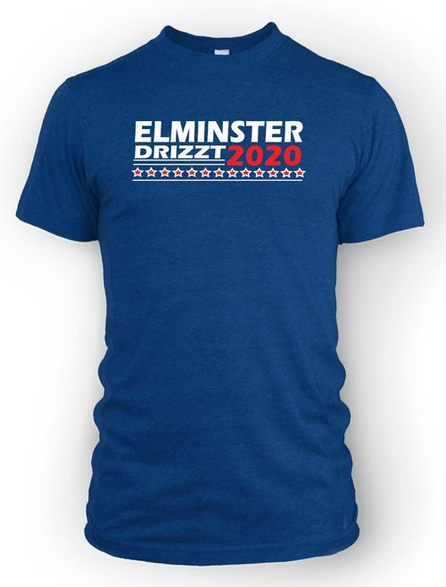Elminster / Drizzt 2020 -Men's Tee