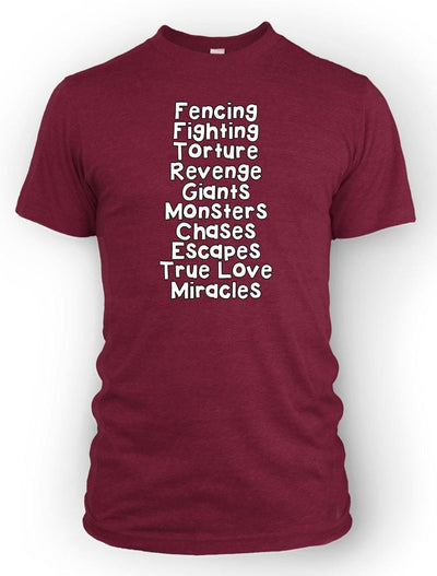 Fencing, Fighting, Torture... -Men's Tee