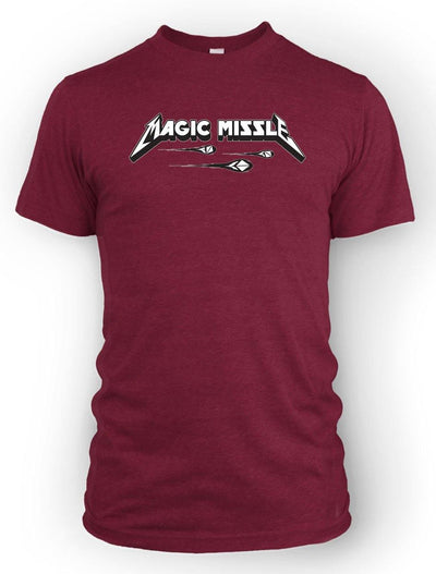 Magic Missile (3d4) -Men's Tee