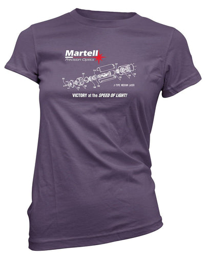 Martel Precision Optics -Women's Tee